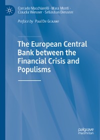 Cover The European Central Bank between the Financial Crisis and Populisms