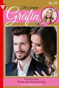 Cover Die junge Gräfin 27 – Adelsroman