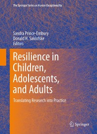 Cover Resilience in Children, Adolescents, and Adults