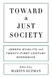 Cover Toward a Just Society