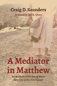 Cover A Mediator in Matthew