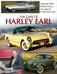 Cover The Cars of Harley Earl