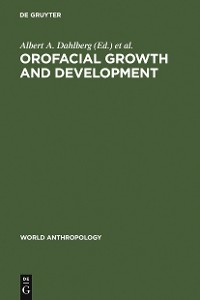Cover Orofacial Growth and Development