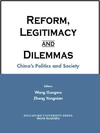 Cover Reform, Legitimacy and Dilemmas