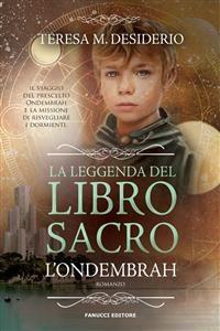 Cover La leggenda del libro sacro - L'Ondembrah