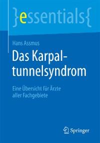 Cover Das Karpaltunnelsyndrom