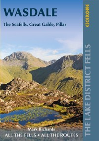 Cover Walking the Lake District Fells - Wasdale