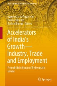 Cover Accelerators of India's Growth—Industry, Trade and Employment