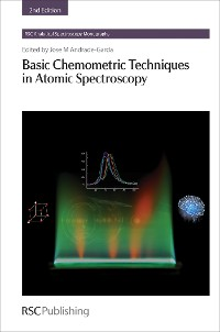 Cover Basic Chemometric Techniques in Atomic Spectroscopy