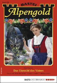 Cover Alpengold 278 - Heimatroman