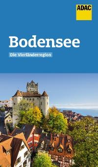 Cover ADAC Reiseführer Bodensee