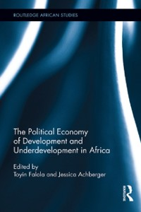Cover Political Economy of Development and Underdevelopment in Africa