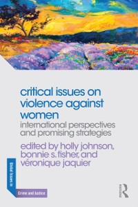 Cover Critical Issues on Violence Against Women