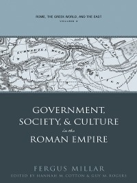 Cover Rome, the Greek World, and the East
