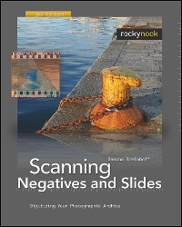 Cover Scanning Negatives and Slides