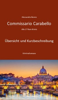 Cover Commissario Carabello