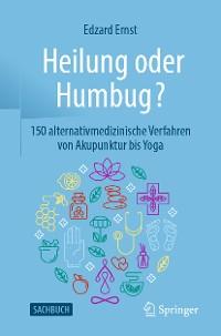 Cover Heilung oder Humbug?