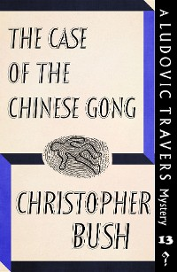Cover The Case of the Chinese Gong