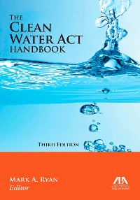 Cover The Clean Water Act Handbook