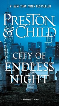 Cover City of Endless Night