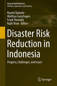 Cover Disaster Risk Reduction in Indonesia