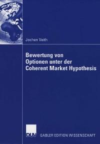 Cover Bewertung von Optionen unter der Coherent Market Hypothesis