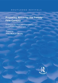 Cover Preparing Africa for the Twenty-First Century