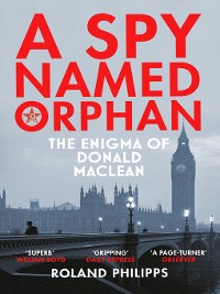 Cover A Spy Named Orphan