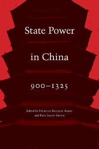 Cover State Power in China, 900-1325