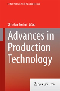 Cover Advances in Production Technology