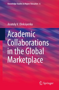 Cover Academic Collaborations in the Global Marketplace