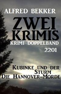 Cover Krimi Doppelband 2201 – Zwei Krimis