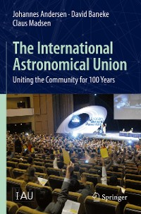 Cover The International Astronomical Union
