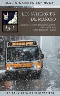Cover Les synergies de Marcio 1 et 2