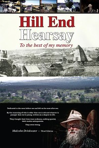 Cover Hill End Hearsay