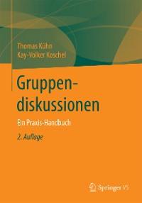 Cover Gruppendiskussionen