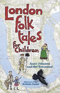 Cover London Folk Tales for Children