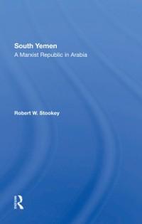 Cover South Yemen