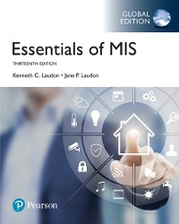 Cover Essentials of MIS, Global Edition