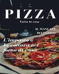 Cover Il manuale dalla pizza Italiana.