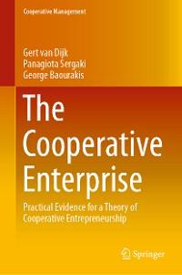 Cover The Cooperative Enterprise