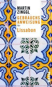 Cover Gebrauchsanweisung für Lissabon
