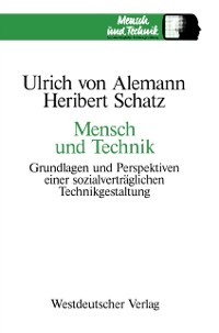 Cover Mensch und Technik
