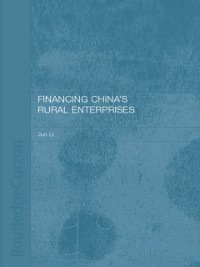 Cover Financing China's Rural Enterprises