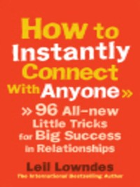 Cover How to Instantly Connect With Anyone