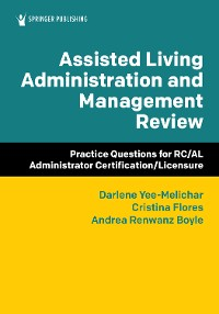 Cover Assisted Living Administration and Management Review