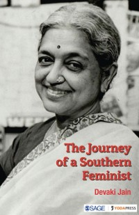Cover Journey of a Southern Feminist