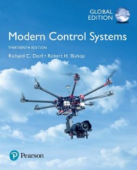 Cover Modern Control Systems, eBook, Global Edition