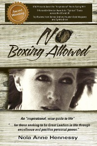 Cover No Boxing Allowed