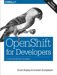 Cover OpenShift for Developers